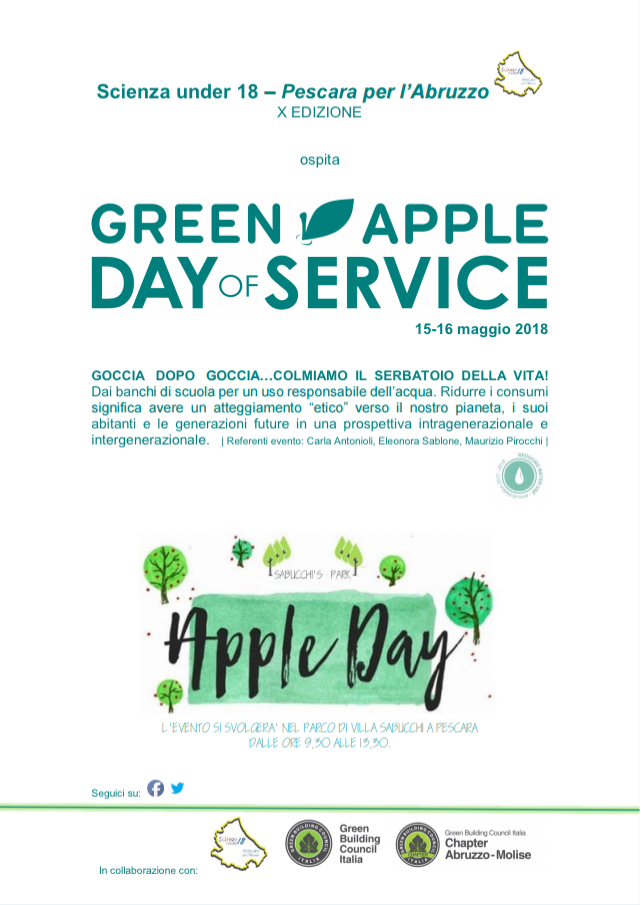 green apple day